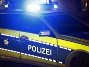 Oettingen: 60-jährige Frau wird von Grabstein eingeklemmt