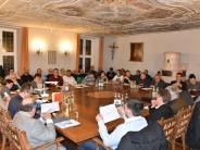 Wemding: Stadt und PWG beenden ihren Streit