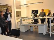 Riesbürg: Moderne Büros für die Gemeinde
