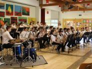 Schule: Kunst und Musik verbunden