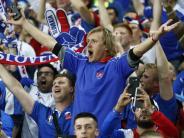 Europameisterschaft: Oettinger, Slowake und Fußballfan