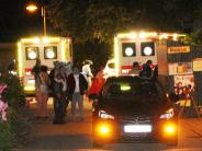 Hohenaltheim: Polizei sucht nach Unfall bei Feuershow Zeugen