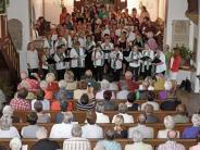 Auftritt: Chöre geben mitreißendes Konzert