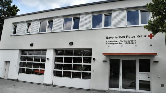 Oettingen: Neue Heimat für die Retter