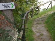 Harburg: Kein Zutritt zur Harburg über Schleichwege