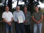 Imkerverein: Johann Holzmann wird Ehrenvorsitzender