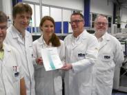 Auszeichnung: Zertifikat für Matulka-Electronic