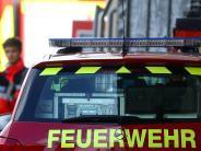 Auhausen: Gabelstapler löst Brand auf Bauernhof aus