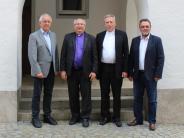 Visitation: Hoher geistlicher Besuch in Nördlingen