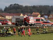Prozess in Nördlingen: Katastrophaler Unfall: Wie Sekunden das Leben einer Familie zerstörten