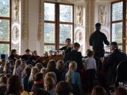 Konzert: Kinder für die Musik begeistert
