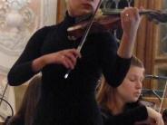 Musik: Vorzügliche junge Geigerin