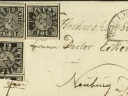 Wallerstein: Briefmarken: Aus 3 Kreuzern wurden 32.000 Euro