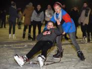 Bildergalerie: Eisplatz-Party am Bäumlesgraben