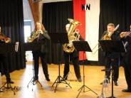 Konzert: Kammermusik mit Blechinstrumenten