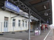 """Nördlingen: """"Bahn-Task-Force"""" macht Fortschritte"""