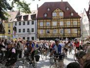 Nördlingen: Große Radltour erneut in Nördlingen