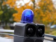 Bopfingen: Randalierender Senior (80) schlägt mit Gehstock nach Polizisten