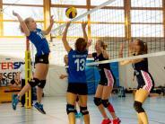 Marktoffingen: Volleyball: Befreiungsschlag zur rechten Zeit