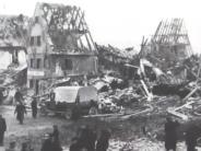 Gedenken: Als Flieger 500 Bomben über Oettingen abwarfen