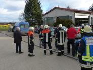 Wallerstein: Schwerer Betriebsunfall in Wallerstein