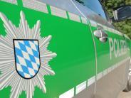 Polizei Nördlingen: Die Polizei sucht in verschiedenen Fällen nach Zeugen