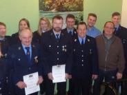Feuerwehr: Neun Neue in Munningen