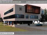 Schule: Lerncafé, Campus und neuer Eingang