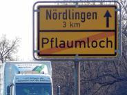 Verkehr: Vorfahrt für Pflaumloch und Trochtelfingen