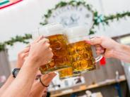 Nördlingen: Das Bier auf der Mess' wird teurer