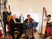 Konzert: Eine alte Notenhandschrift aus Oettingen