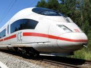 Aschaffenburg: Messerattacke im ICE bei Aschaffenburg - Haftbefehl gegen Angreifer