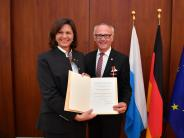 Auszeichnung: Bundesverdienstkreuz für Leonhard Dunstheimer