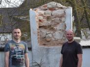 Denkmal: Kampf gegen den Verfall