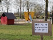 Gemeinde: 55.000 Euro für neuen Spielplatz