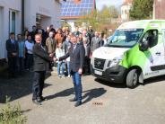 Mobilität: Ein Bus für die Gemeinde