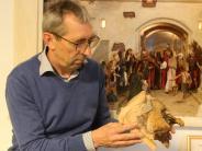 Ausstellung: Krippen sind seine Passion