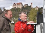 Donau-Ries: Rätselhafter Staub in Harburg: Jetzt soll die Herkunft geklärt werden