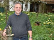 Naturschutz: Sterile Gärten sind ihm ein Graus