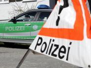 Möttingen: Autos bei Möttingen zusammengestoßen