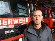 Oettingen: Neuer Kommandantwill Feuerwehrler früh begeistern