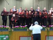Konzert: Ein Chor feiert Geburtstag