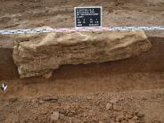 Oettingen / Ehingen: Verschwundener 1,5-Tonnen-Stein von Archäologen taucht wieder auf