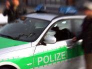 Nördlingen/Munzingen: Unbekannte beschädigen Autos und flüchten