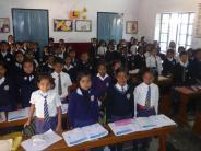 Soziales: 140 Euro für ein Schuljahr in Indien
