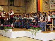 Frühjahrskonzert: Abwechslungsreicher Musikabend
