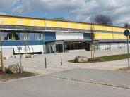 Oettingen: Der neue Pausenhof wird eingeweiht