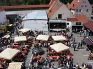 Nördlingen: Das erste Street-Food-Festival in Nördlingen