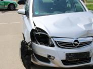 Nördlingen: Falsch geblinkt: Unfall auf der B25