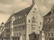 Stadtgeschichte: Neue Fresken im Dritten Reich